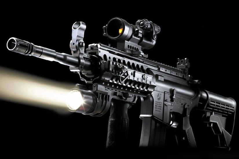 ... Top Wallpapers Guns Wallpapers Excellent Guns Images | HD .