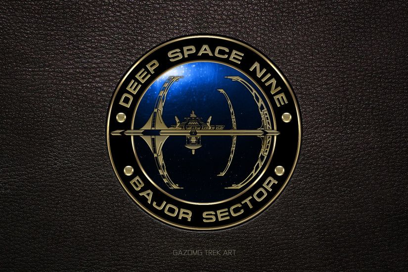 ... Star Trek Deep Space Nine logo DS9 by gazomg