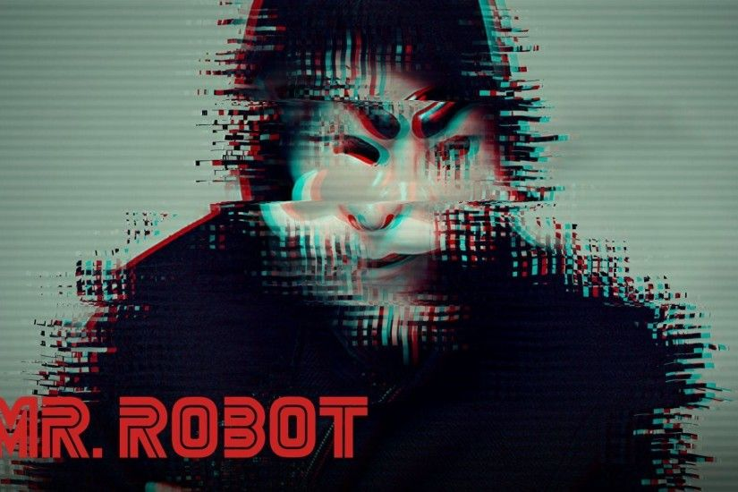 Some Mr. Robot Wallpapers I made - Album on Imgur
