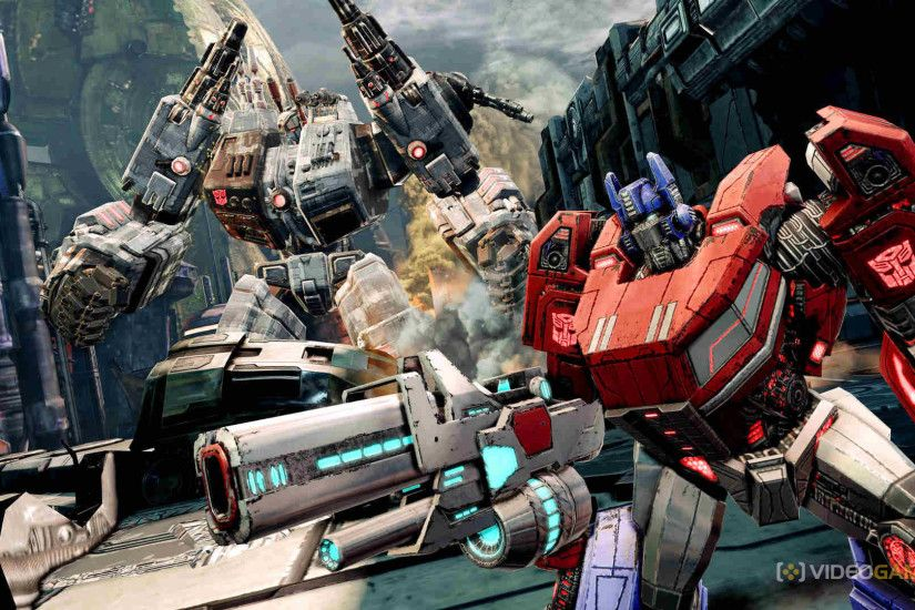 Transformers: Fall of Cybertron stealth launches on PS4 & Xbox One -  VideoGamer.com