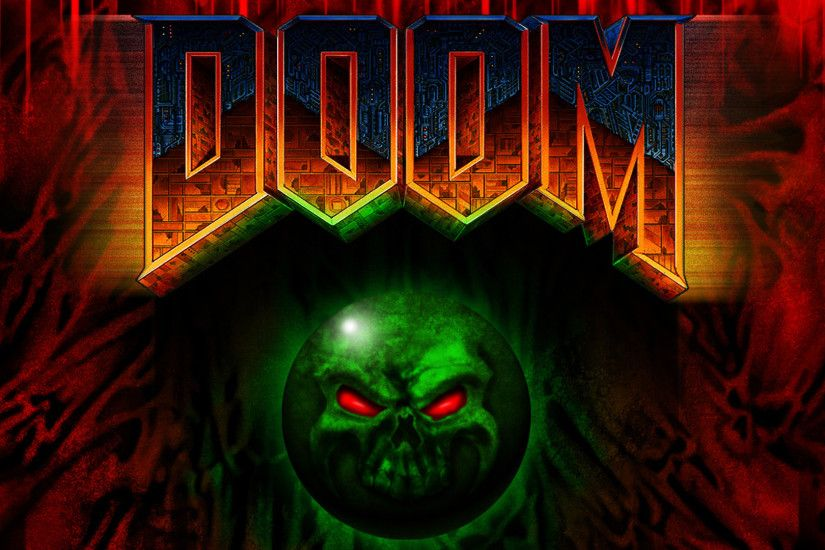 Video Game - Doom 64 Wallpaper