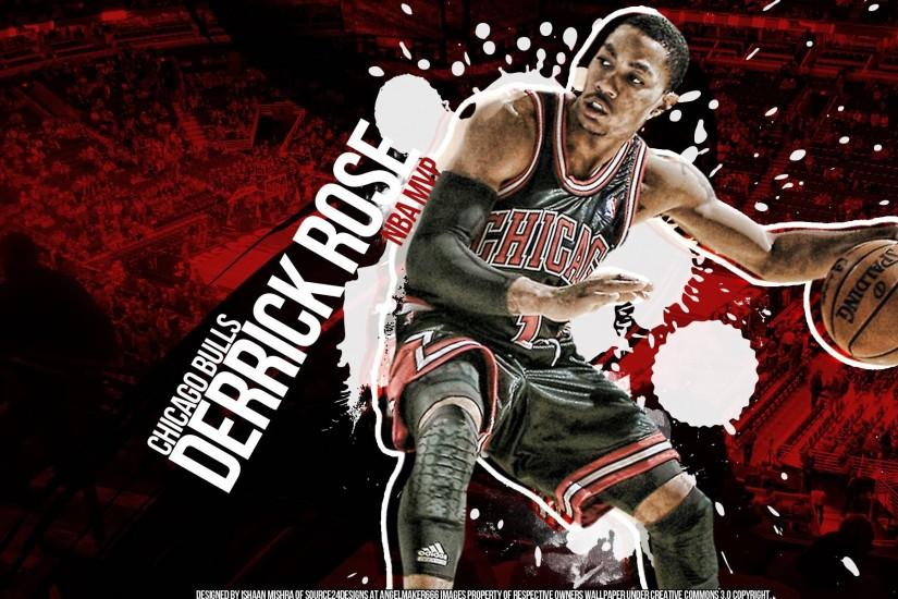Wallpapers For > Derrick Rose Wallpaper 2013 Adidas