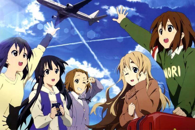 Image K-On! Girls