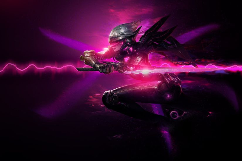 Project Fiora League Of Legends Wallpapers HD 1920x1080