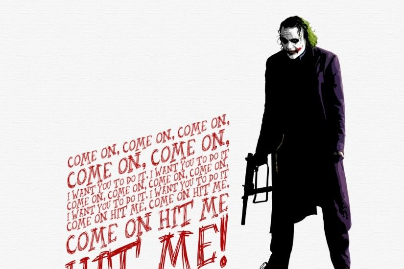 2560x1080 Wallpaper heath ledger, joker, the dark knight
