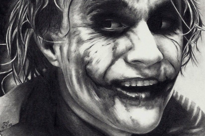 the joker sketches illustrations heath ledger artwork faces scans 1436x1085  wallpaper Art HD Wallpaper