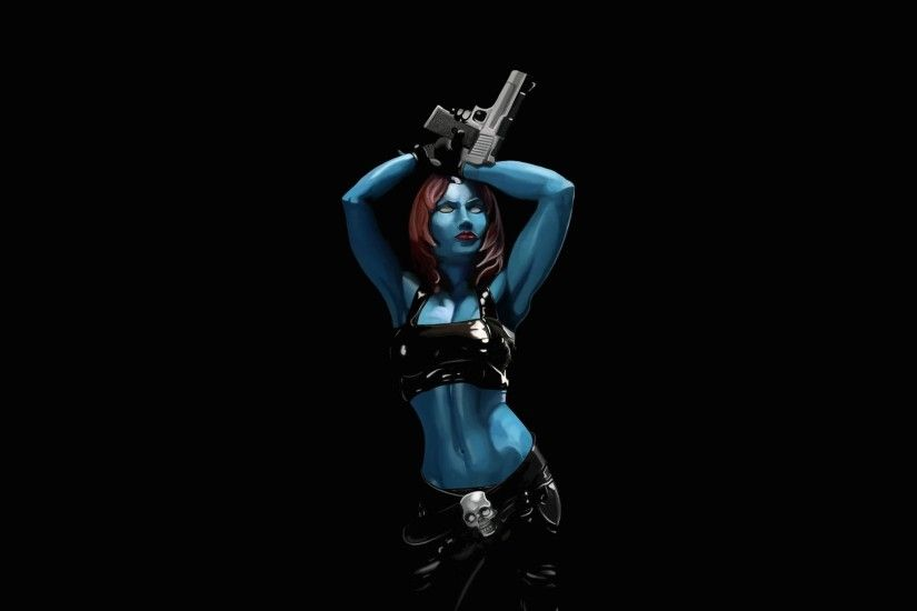 Comics - X-Men Mystique (Marvel Comics) Wallpaper
