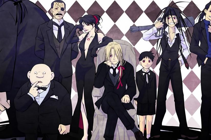 fullmetal alchemist brotherhood wallpaper 1920x1080 download