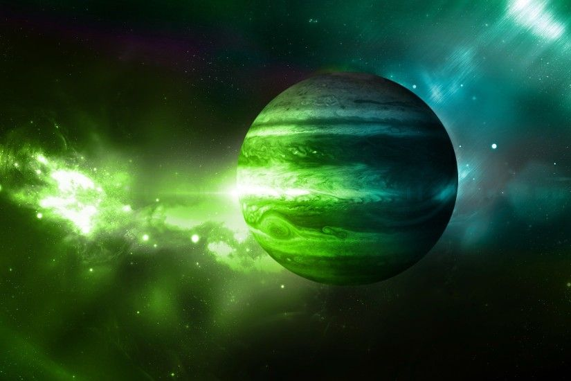 Green Planets Android Wallpaper HD Android Wallpapers · Lost In SpaceSci ...