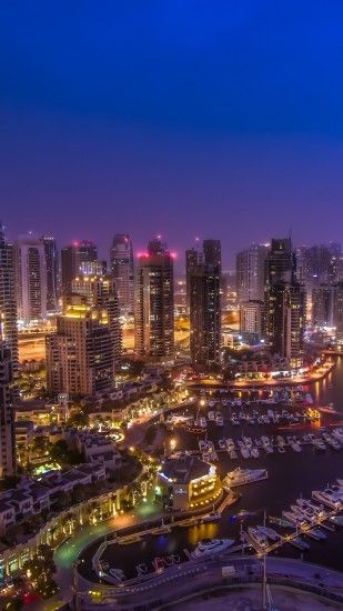 Dubai Marina Wallpapers Wallpapers