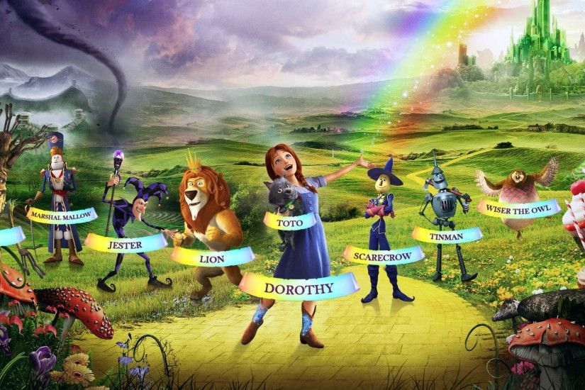 Wizard Of Oz Wallpaper Border 2500×1431