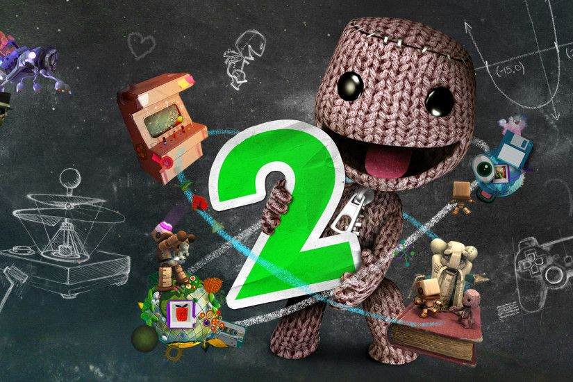... Little Big Planet Wallpapers HD / Desktop and Mobile Backgrounds ...
