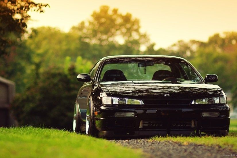 Nissan Silvia S14 picture