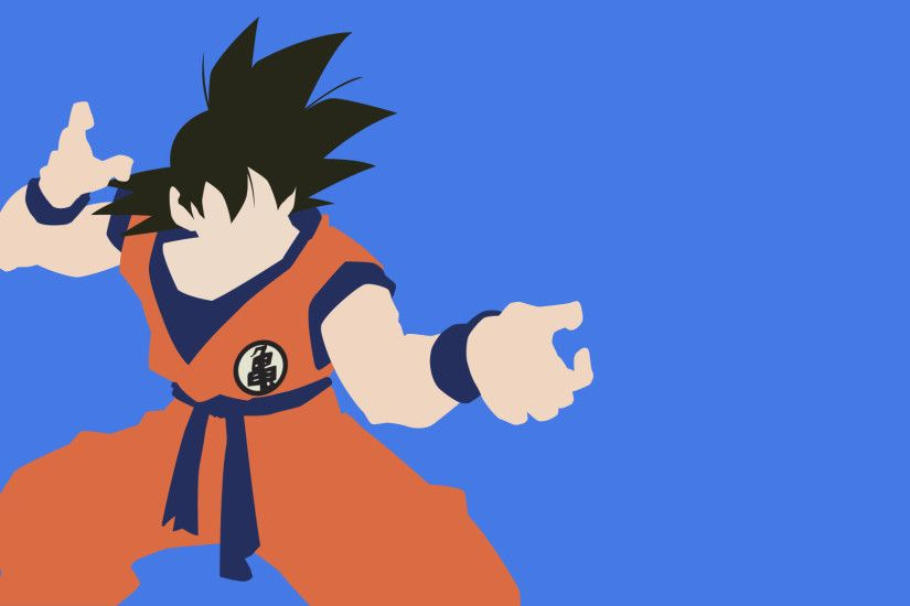 Dragon Ball Super Goku Vector Wallpaper Wallpaper