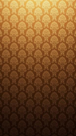 Preview wallpaper gold, antique, background, patterns 1080x1920