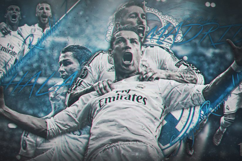 ... Cristiano Ronaldo 7 and Sergio Ramos 4 by TS-Production