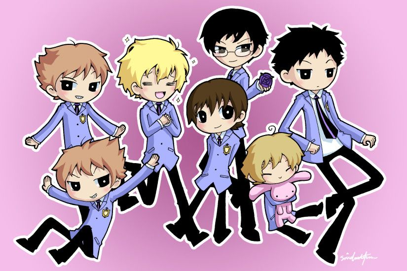 Ouran High School Host Club Wallpapers - WallpaperVortex.com ...