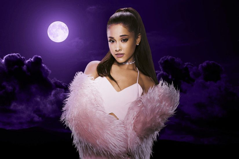 Ariana Grande Wallpaper HD by maarcopngs on DeviantArt