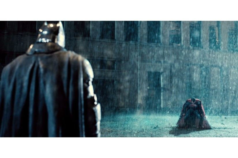 Preview Batman v Superman Movie 4K Wallpaper