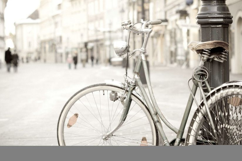 Vintage Bicycle Mood Hd Wallpaper 2560x1440PX ~ Bicycle Wallpaper .
