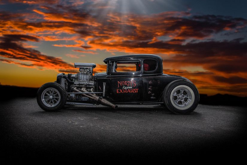 Hot Rod Cars Wallpapers Photo : Otomotif Wallpaper - Rakaruan.com