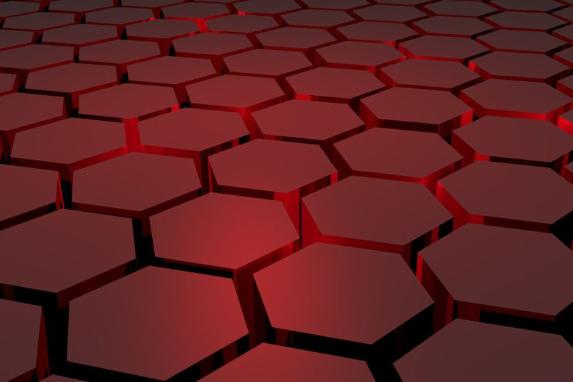 ... Shattered Hex Wallpaper Full HD by artyom17
