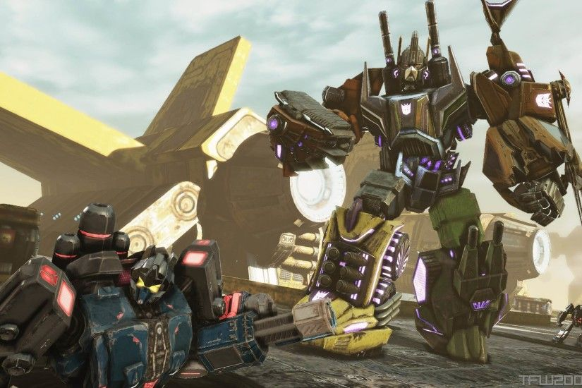 3396Transformers Fall of Cybertron _Bruticus in battle. 3397Transformers ...
