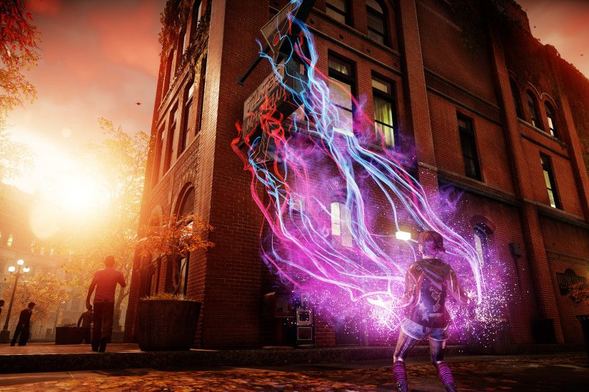 2016 Infamous Second Son And First Light