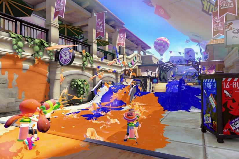 free download splatoon wallpaper 2560x1440 for ipad