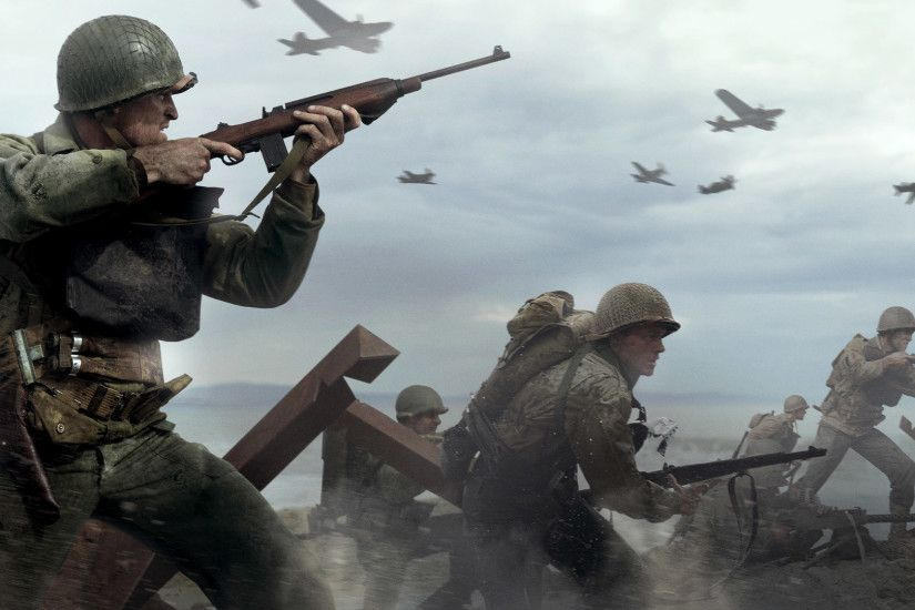 Call of Duty World War II Wallpaper