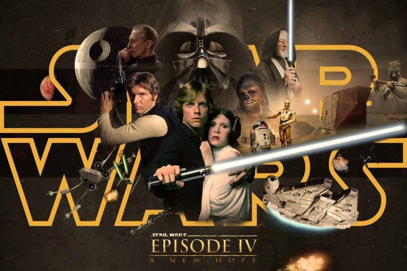 Star Wars Episode 4 New Wallpapers, Images, HD