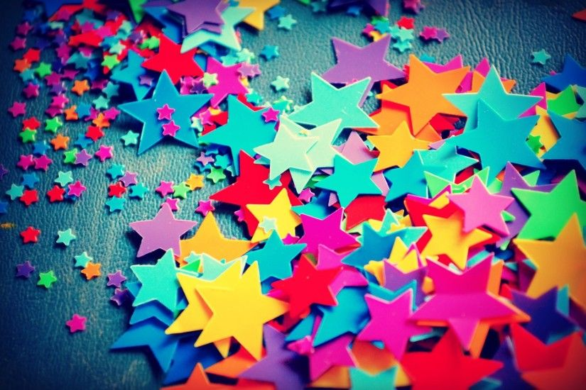 Bokeh rainbow stars color texture pattern wallpaper | 1920x1200 | 43087 |  WallpaperUP