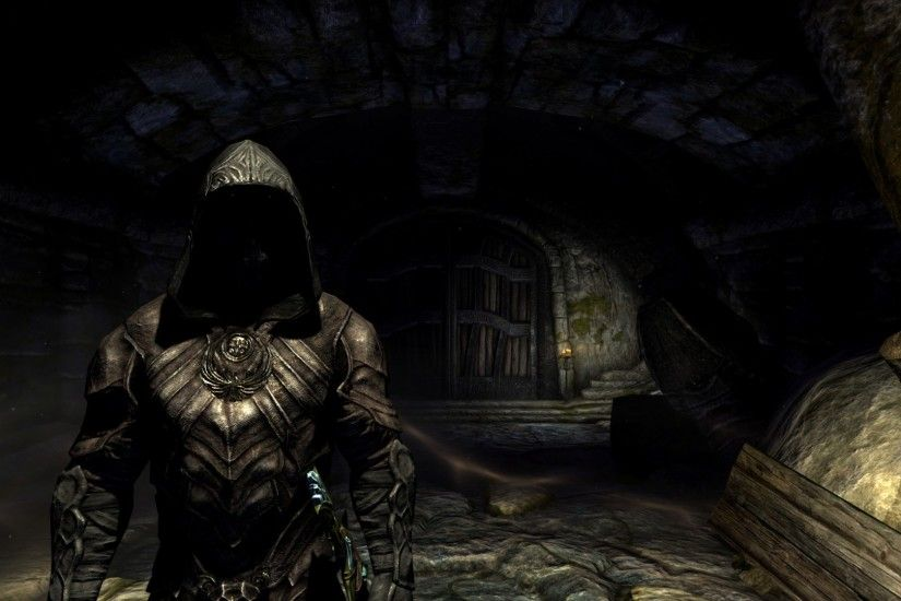 ... Thief Wallpaper Elder Scrolls V : Skyrim images Redguard Female HD  wallpaper and .