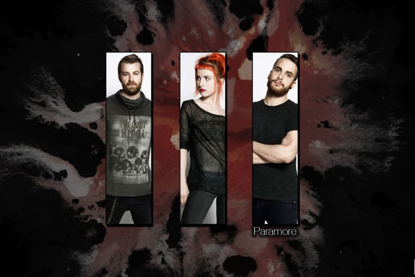 Paramore Wallpaper by Corfield Paramore Wallpaper by Corfield