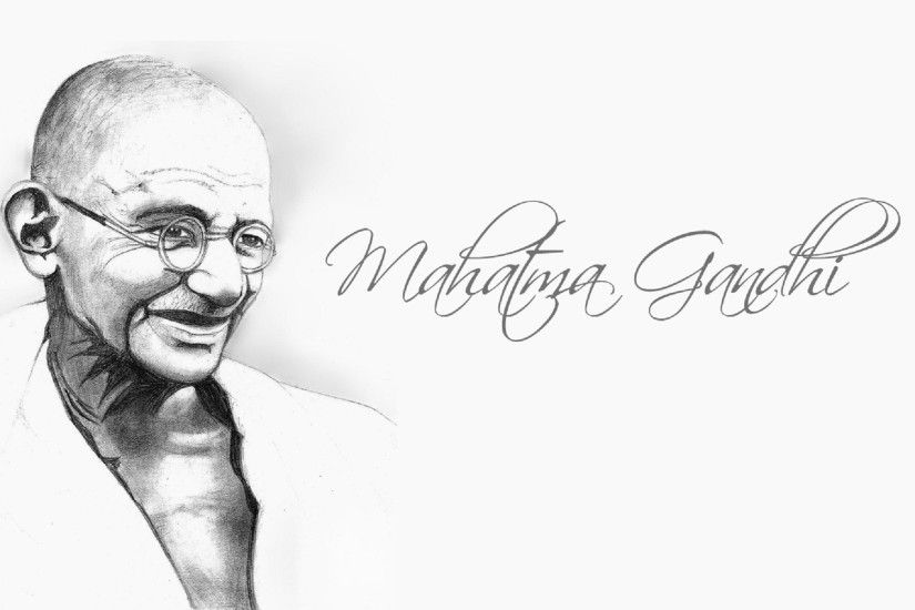 Mahatma Gandhi high definition wide wallpapers