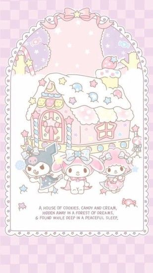 Sanrio Wallpaper, My Melody Wallpaper, Character Wallpaper, Sanrio  Characters, Manga Illustration, Wallpaper Backgrounds, Iphone Wallpapers,  Pastel Art, ...