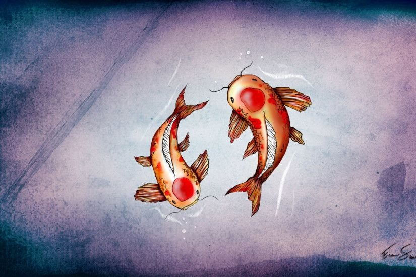 Beautiful Koi Fish Wallpapers High Resolution