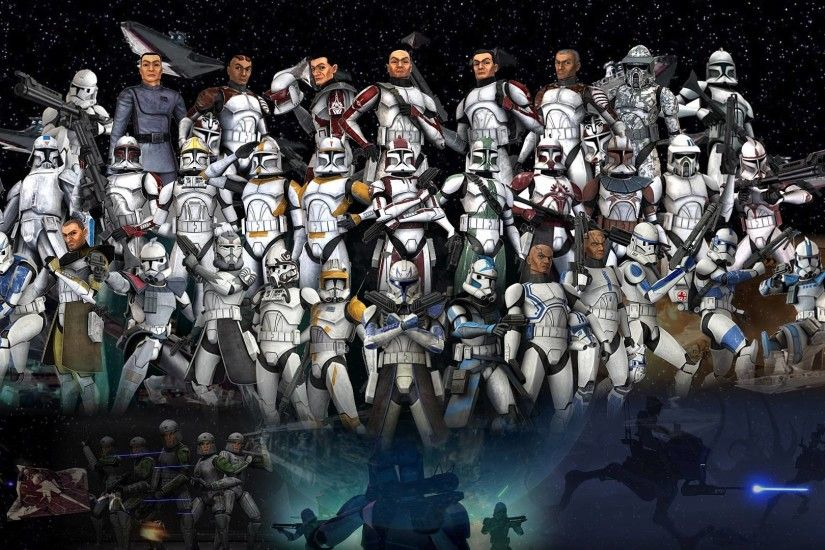 Clone Trooper wallpaper - 1172308