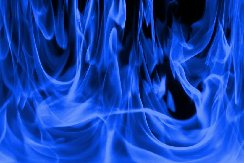 Related Pictures blue fire wallpaper