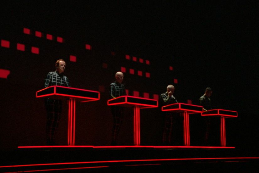 Kraftwerk - The Catalogue 3D 2012-2016 (2017) [Blu-Ray & BDRip 1080p]