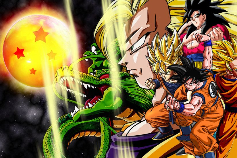 Dragon Ball Z Wallpaper 34084