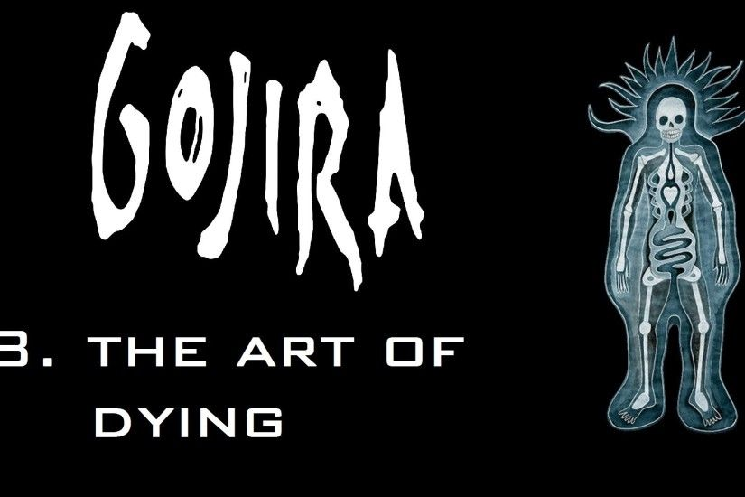 Gojira - The Art Of Dying bass cover (live version)