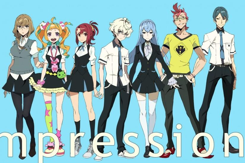 ... 55 Kiznaiver HD Wallpapers | Backgrounds - Wallpaper Abyss ...