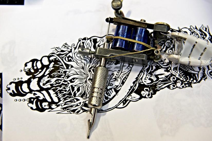 Tattoo Machines wallpapers