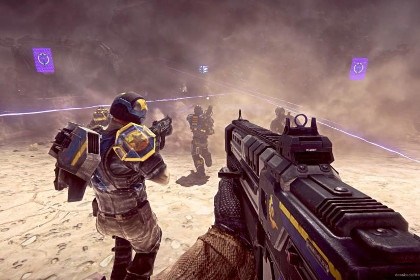 Planetside 2 Gameplay HD Wallpaper picture