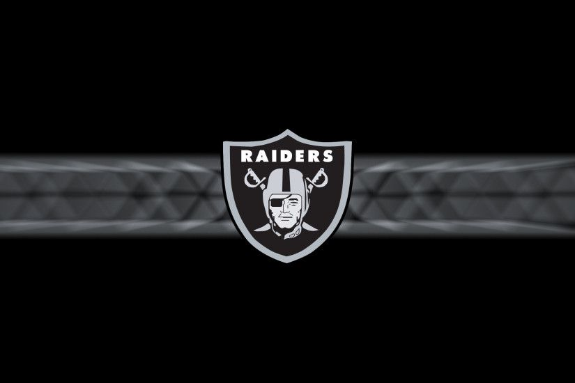 NFL Logo Team Oakland Raiders wallpaper HD. Free desktop .