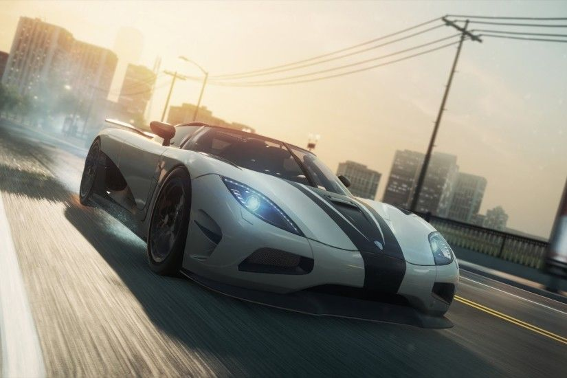 Need For Speed Most Wanted Beat the Koenigsegg Agera R, Last most wanted car  [Achievement Guide] - YouTube