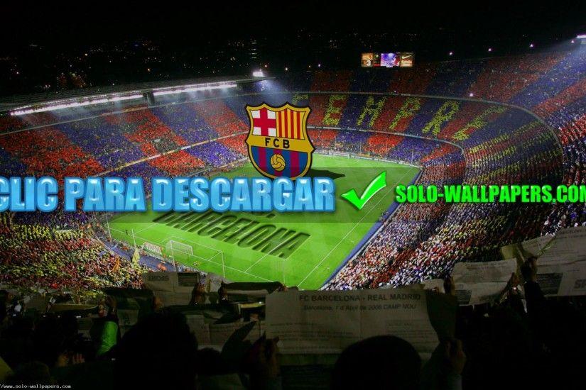 Fondos De Pantalla Camp Nou España El Fc Barcelona: Camp Nou Wallpaper ·① WallpaperTag