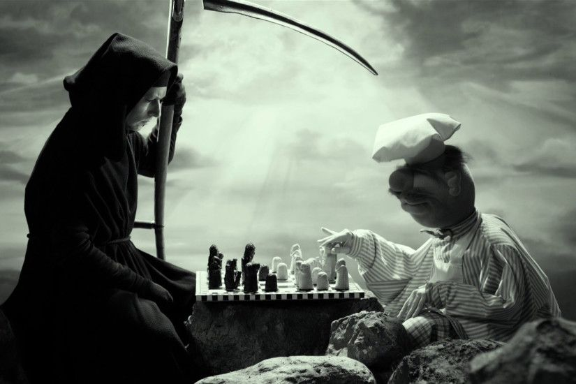 Related Wallpapers. Grim Reaper In Seventh Seal Movie