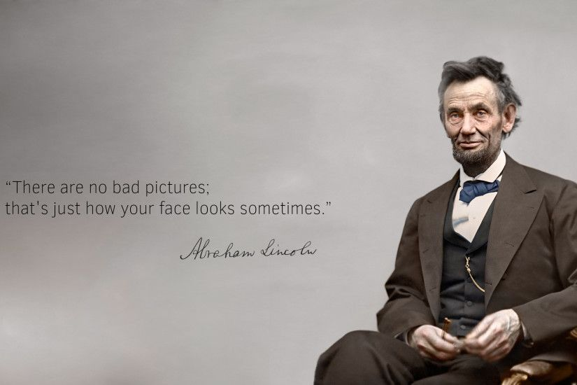Abraham Lincoln Wallpaper Quotes